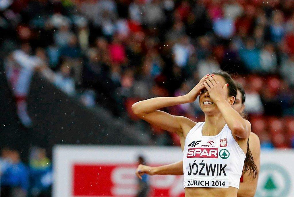 Medal Jóźwik to spora niespodzianka. Podopieczna Andrzeja Wołkowyckiego nie wypełniła minimum PZLA, ale zarząd uznał, że po bardzo dobrym występie w mistrzostwach Polski w Szczecinie zasłużyła na szansę.
