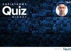 CXII copi�tkowy quiz wiedzy og�lnej - partnerem quizu jest firma Neutral