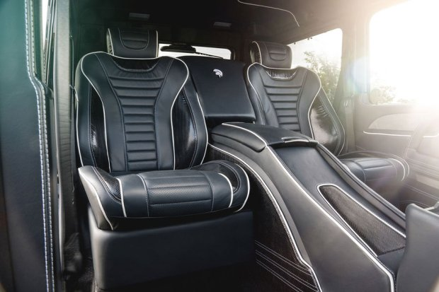 Mercedes G63 AMG koncept