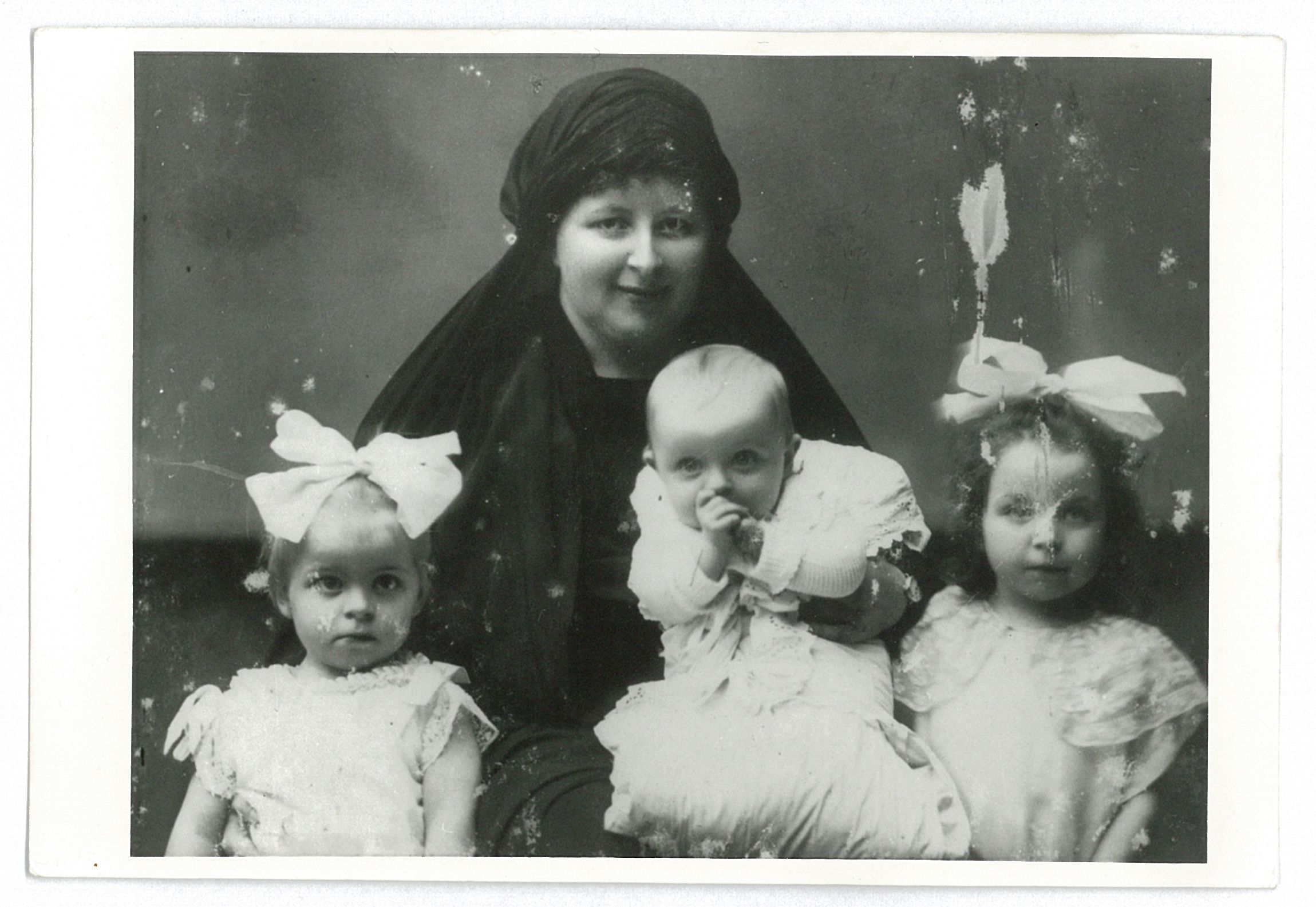 Beata Branicka z córkami (fot. archiwum prywatne)