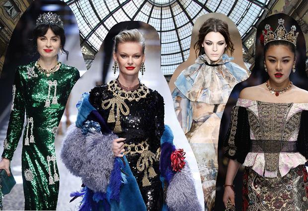 10d47aff1aaf4 Sukienka z kokardą, biżuteryjna torebka i szpilki z klejnotami - w tym  sezonie modne są