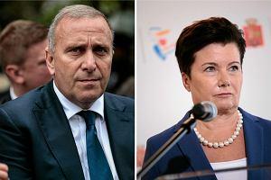 Grzegorz Schetyna: Je�eli PiS chce wzi�� Warszaw�, niech wygra tutaj wybory