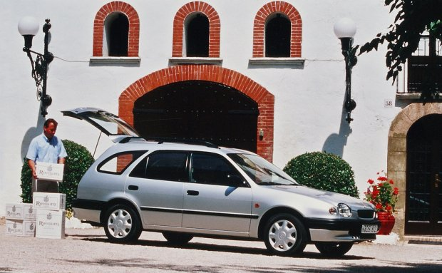 Toyota Corolla z 1997