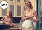 Matka, żona i... kucharka. Czy Karolina Kurkova spełnia się w roli perfekcyjnej pani domu?
