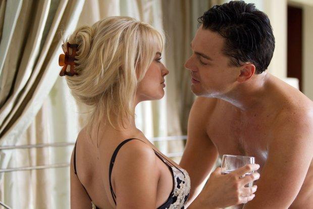 Margot Robbie, Leonardo DiCaprio