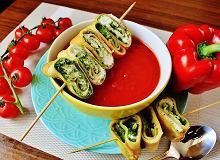 Gazpacho - pomidorowy chłodnik - ugotuj