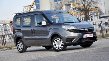 2015 Fiat Doblo Longue 1.6 Multijet