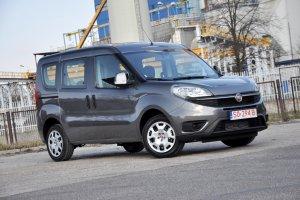 Fiat Doblo | Pierwsza jazda | Wci�� najlepszy?