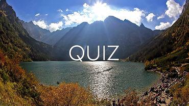 To nie jest quiz dla tych, kt�rzy maj� powierzchown� wiedz� z geografii. To quiz dla prawdziwych znawc�w
