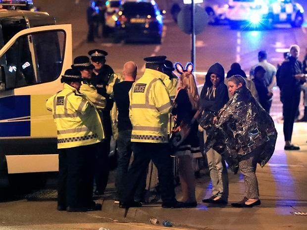 Wybuch w Manchester Arena na koncercie Ariany Grande. Jest wielu zabitych i rannych [CO WIEMY]