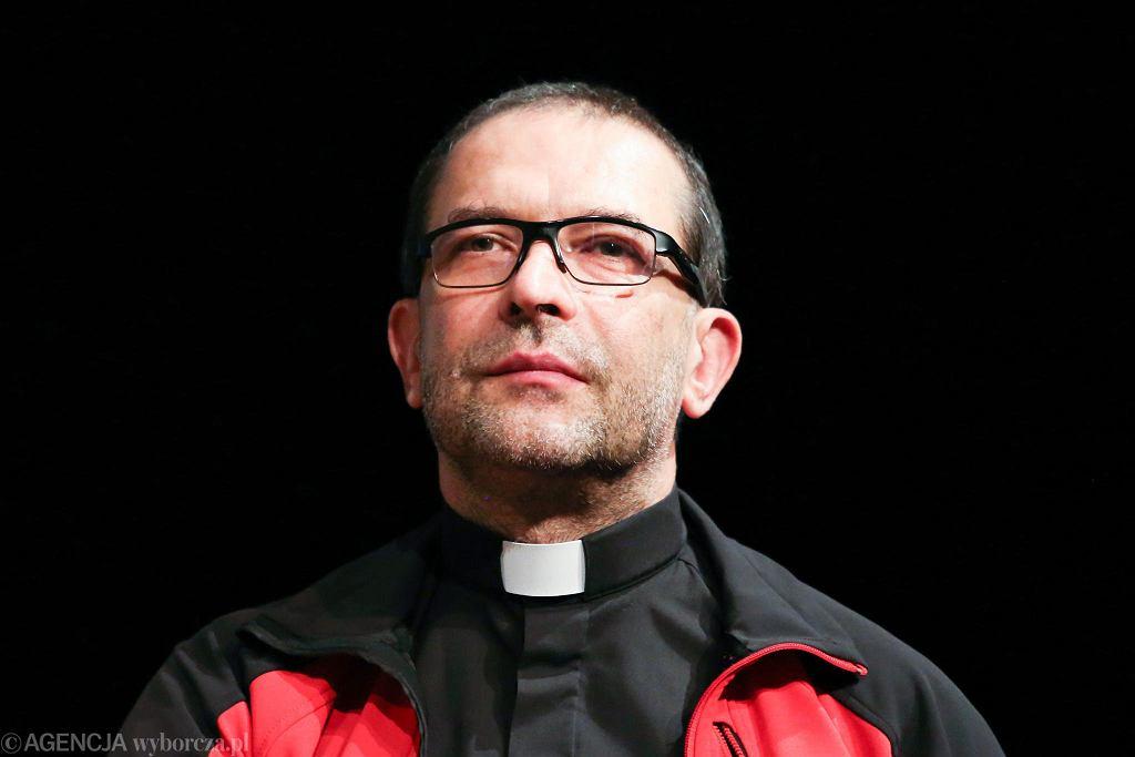 Ksiądz Jacek Stryczek, twórca akcji Szlachetna Paczka