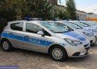 Świętokrzyska policja hurtowo kupiła radiowozy. Aż 133!