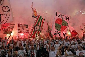 Piłkarska LM. Trzech kibiców Legii zatrzymanych przez policję w Madrycie przed meczem Real - Legia