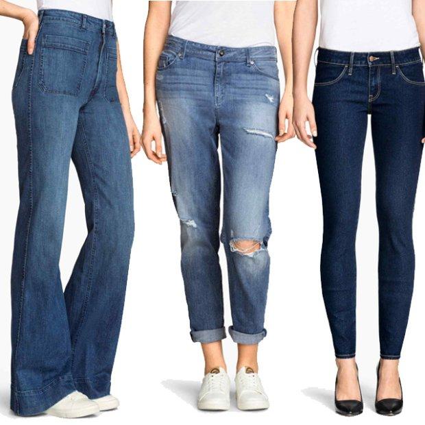 Dobierz d�insy do sylwetki: kt�ry fason spodni jest dla Ciebie najlepszy?
