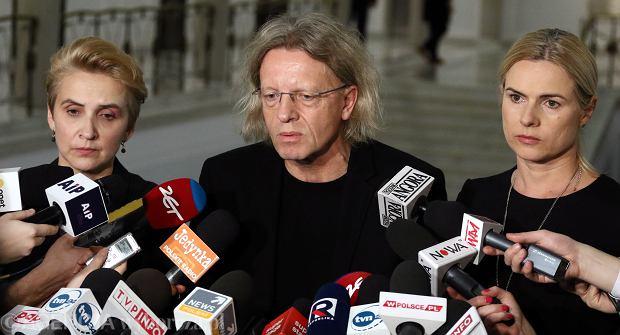 Zdjęcie numer 3 w galerii - Mieszkowski głosował przeciwko Gasiuk-Pihowicz.