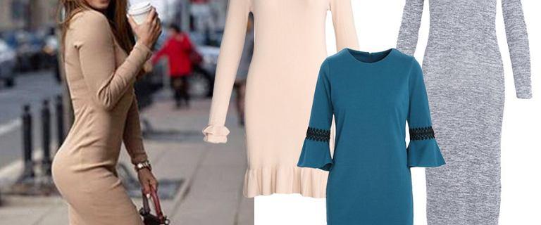 Nic tak nie podkreśli figury jak ołówkowa sukienka! Oto modele w stylu kreacji Lewandowskiej. Poczujesz się w nich jak bogini