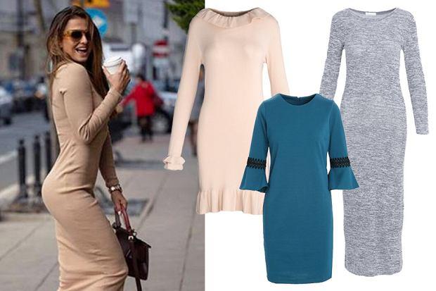 sukienka ołówkowa/mat. partnera/www.instagram.com/annalewandowskahpba