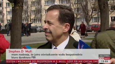 Ambasador: W USA nie uwa�amy, �e Polska by�a odpowiedzialna za Holocaust