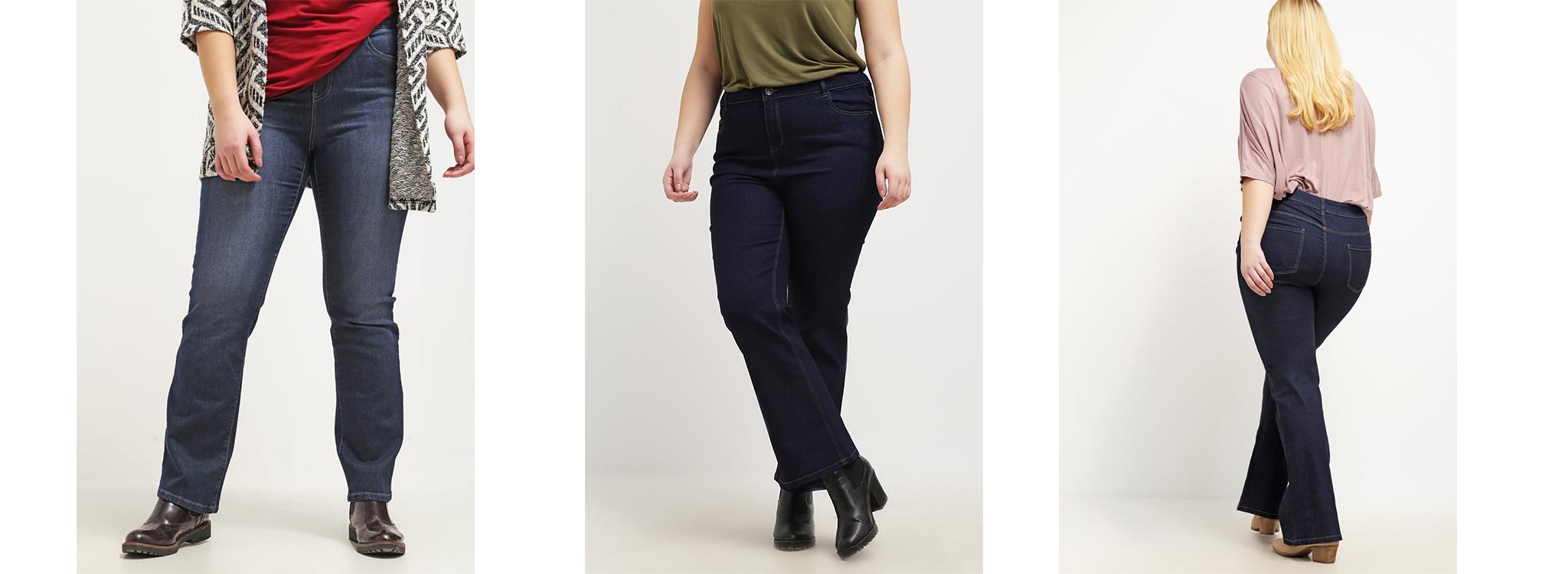 f0e0bcd0a18b8 Spodnie dla puszystych - jakie fasony wybrać na co dzień i na ...