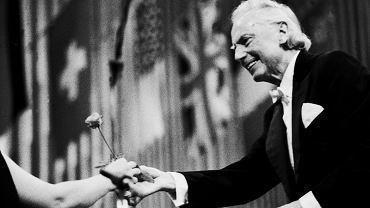 Andrzej Panufnik zmarł w 1991 r. Rok wcześniej poprowadził orkiestrę na festiwalu Warszawska Jesień