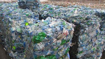 W sortowni śmieci przy ul. Zamiejskiej 1