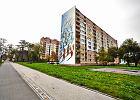 Najwi�kszy mural w Europie jest w �odzi. Zobacz zdj�cia