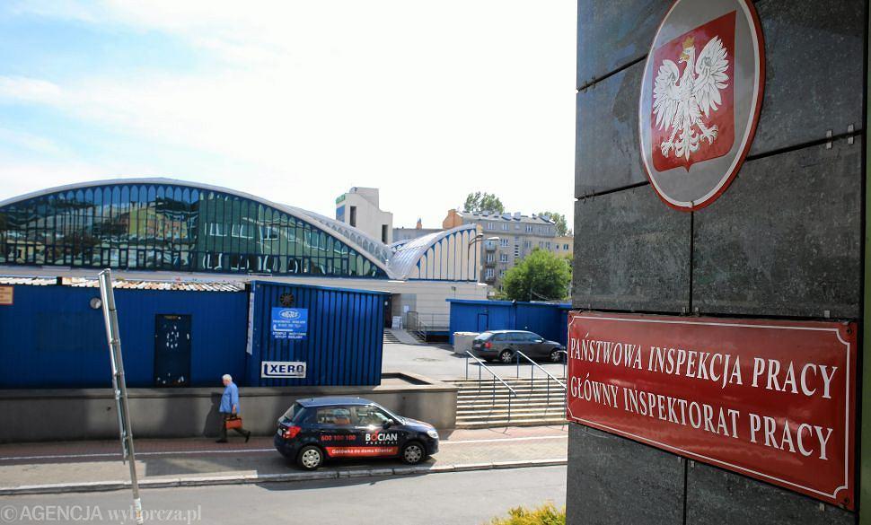 Panstwowa Inspekcja Pracy