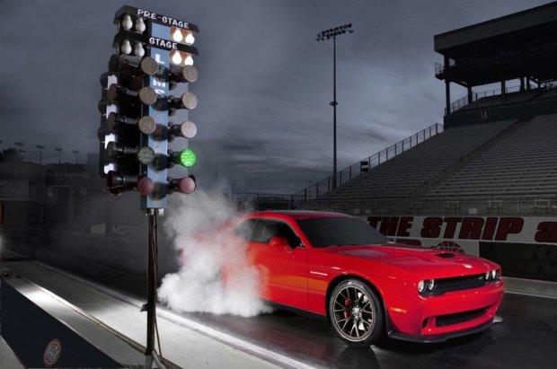 Dodge Challenger SRT Hellcat | Z kagańcem