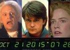 """21.10.2015 - to dzi� l�duje Marty McFly z """"Powrotu do przysz�o�ci""""! Jak zmienili si� g��wni aktorzy?"""