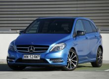 Mercedes B 200 CDI Sport