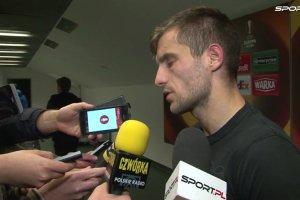 Liga Europy. Legia - Brugge 1:1. Bro�: Du�o strat, �le si� przesuwali�my, dlatego rywal �atwo gra� pi�k�