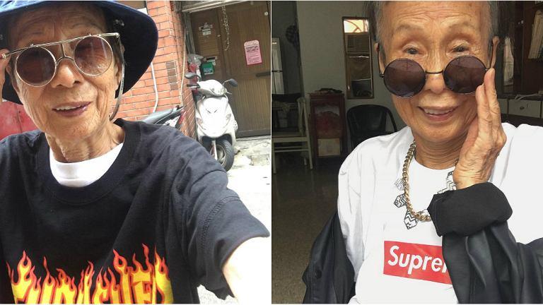 88-letnia Moon Lin na streetwearze zna się jak mało kto.
