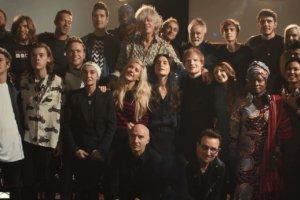 """Bob Geldof zn�w pyta: """"Do They Know It's Christmas?"""". A gwiazdy go olewaj� i zarzucaj� postkolonializm"""