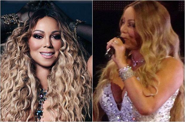 Mariah Carey została oskarżona przez swoich fanów o to, że nie potrafi pogodzić się z tym, że ostatnio nieco przybrała na wadze. Każdy komentarz pod udostępnionym przez nią zdjęciem był surową krytyką.