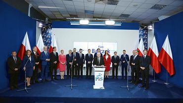 Wybory samorządowe 2018. Prezentacja kandydatów PiS i prawicy na prezydentów miast