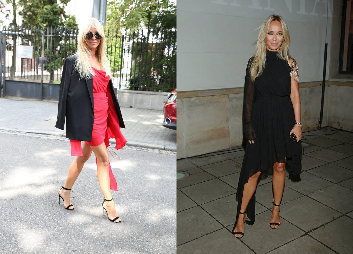 fbf7aa5153 Joanna Przetakiewicz kocha luksusowe ubrania. Znaleźliśmy sukienki w jej  stylu. Czerwoną już za 90 zł!