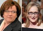 """Kempa znowu pisze list ws. gender. Tym razem do... Meryl Streep. """"Chciałabym Panią poinformować..."""""""