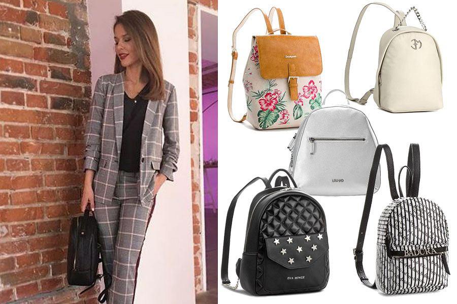 2e3444fe738a9 Plecaki idealne do pracy i na wakacje. Te pokocha każda 'fashionistka'!  Modele z Guessa tańsze o 30 proc. [przegląd]