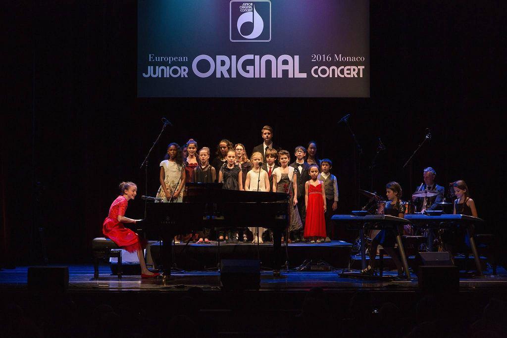 / European Junior Original Concert / Materiały prasowe