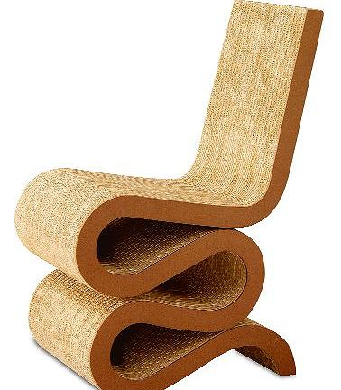 Wiggle Side Chair, Vitra/Mesmetric