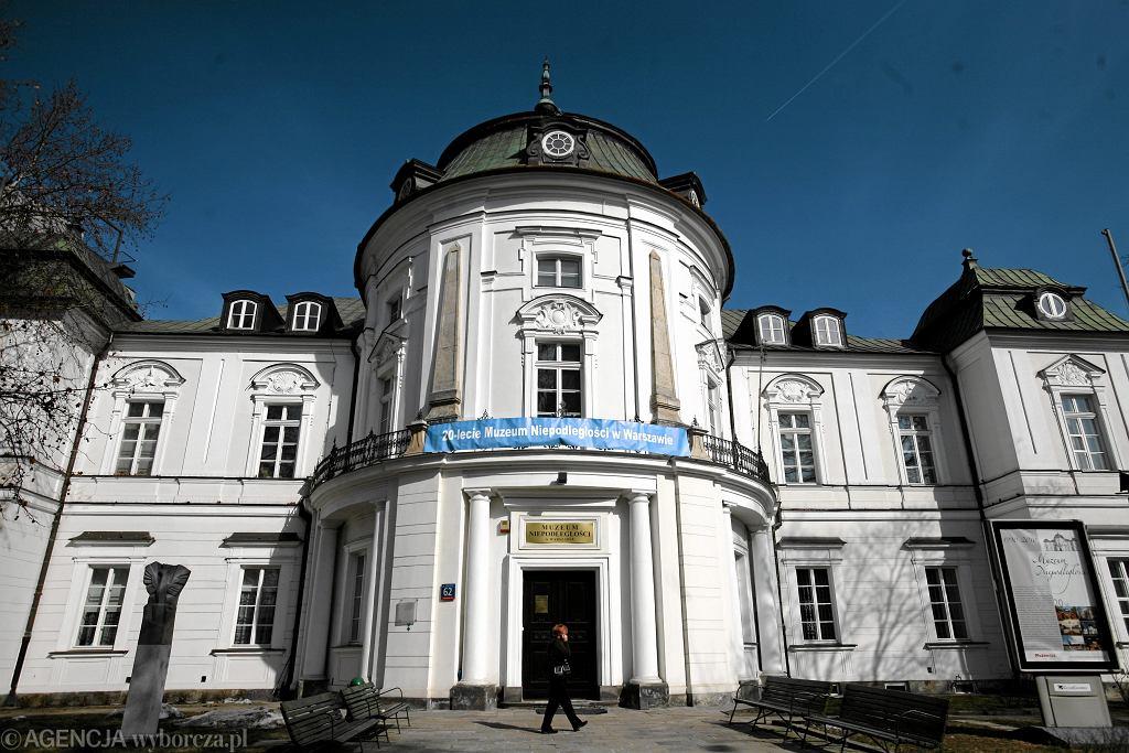 Pałac Przebendowskich przy placu Bankowym
