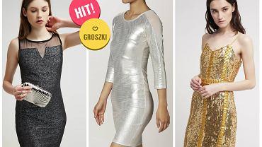 4bf2d9f658 Sukienki na wysoki połysk do 300 zł - złap je w sieci