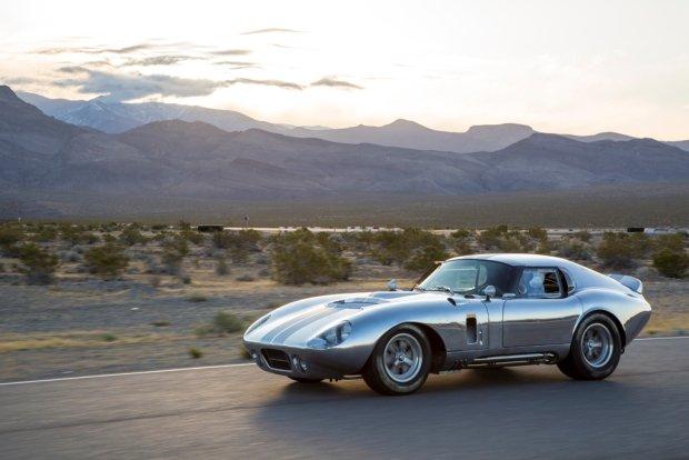 Shelby Daytona Cobra Coupe 50th Anniversary