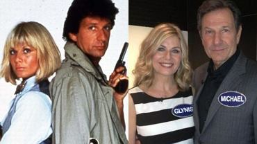 Glynis Barber, Michael Brandon.