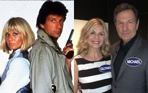 Glynis Barber, Michael Brandon