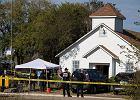 26 ofiar strzelaniny w kościele w Teksasie [SKRÓT DNIA]