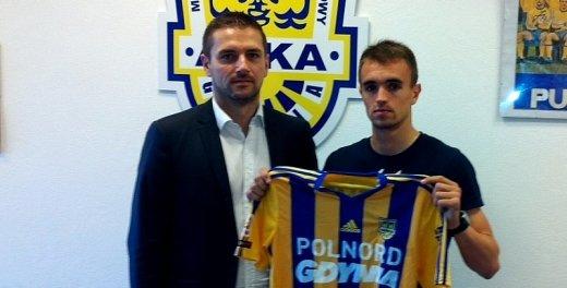 Marcin Warcholak z dwuletnim kontraktem w Arce