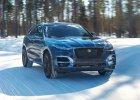 Jaguar F-Pace | Ogień i lód | Nowe zdjęcia