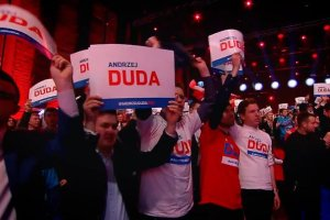 PiS pokaza� spot wyborczy Andrzeja Dudy