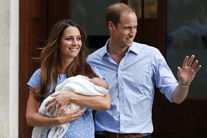 Świat zobaczył syna Kate i Williama. Książęca para udała się do pałacu